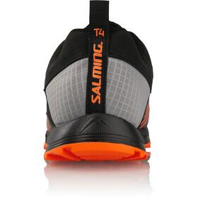 Salming M's Trail T4 Shoes Black/Dark Grey